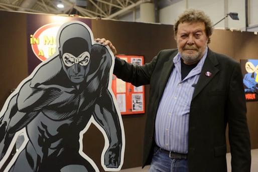Mario Gomboli. Fonte: www.romics.it